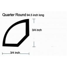 Quarter  Round 94.5 inch long