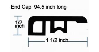 End Cap 94.5 inch long