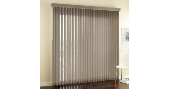 Classic Fabric Vertical Blinds